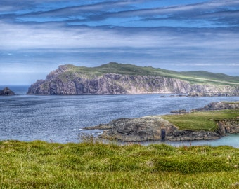 Ireland Photography, Ireland Landscape, Irish Sea, Dingle Peninsula, Irish Home Decor, Ireland Print