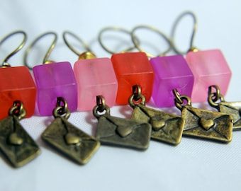 Love Letter Stitch Markers