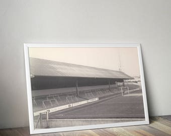 Brighton - Goldstone Ground (South Stand) - Poster Print