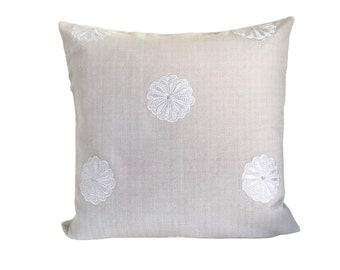 """20"""" Linen Pillow Cover"""