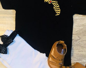 FLorida state seminoles Baby shirt