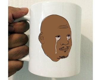 MJ Crying Mug