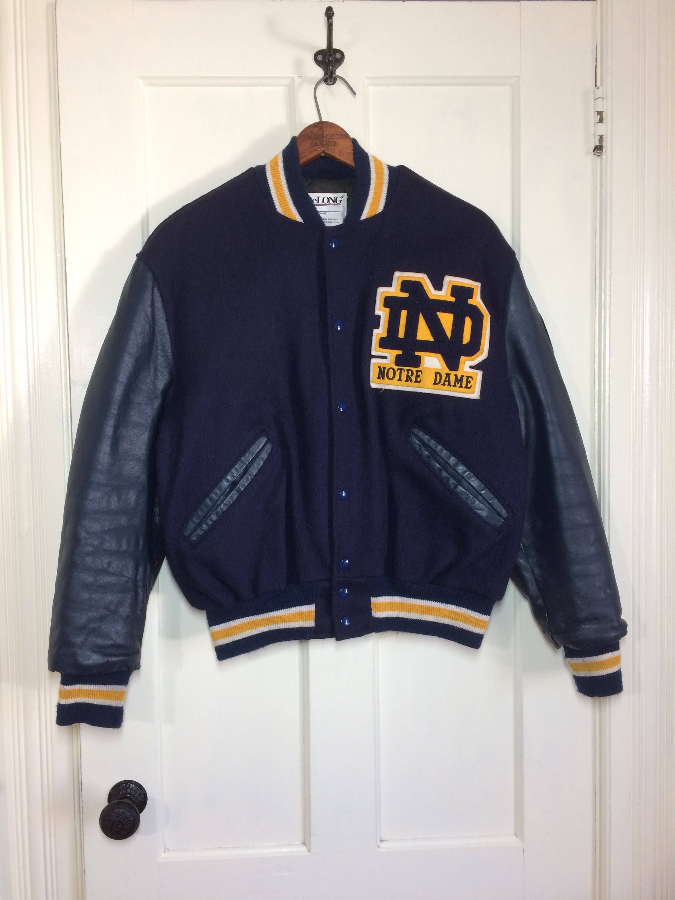 Leather Letterman Jackets