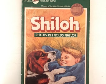 Shiloh Children's Book