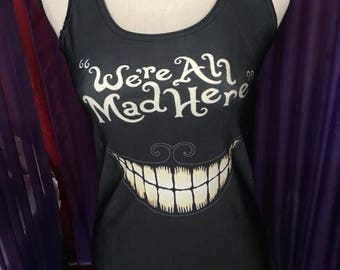 The Mad Hatter tank top
