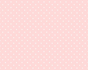 Sorbets - Carnation Pindot 23692-P by Quilting Treasures - CottonFabric Yardage