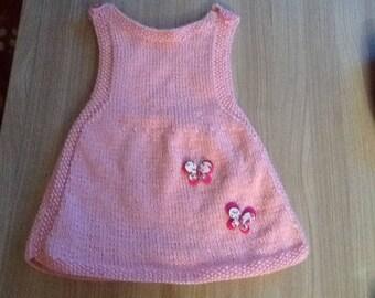 Dress baby 0/3 months