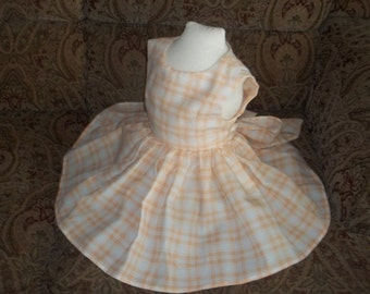 Size 1T-Sunday dress, Summer Dress, Party Dress,Special occasion dress,toddler dress,