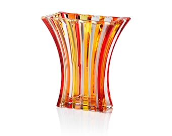 Metaphora crystal vase
