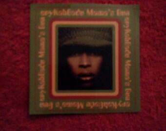 Erykah badu album picture magnet