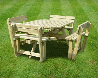 Brausnton Picnic Table