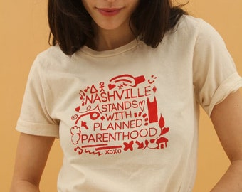 Nashville Stands With Planned Parenthood