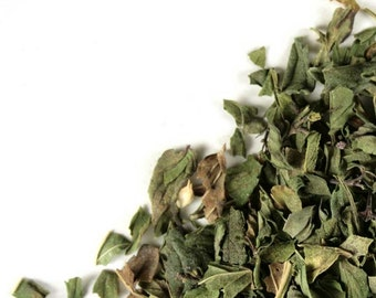 Peppermint Tea |Organic Peppermint Leaf | Herbalism | Bulk Dried Peppermint Leaf | essential oil |loose leaf tea rom the Tiny House Farm