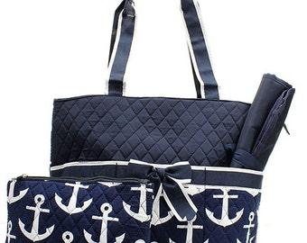 Anchor Diaper Bag