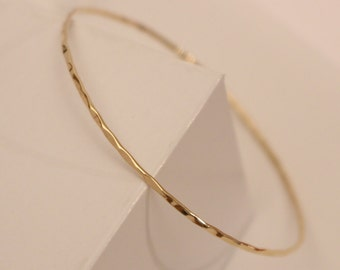 14k gold bangle,14k bangle,10k bangle,10k/14k yellow gold bangle,14k rose gold bangle,14k solid gold bangle,14k stackable bangle