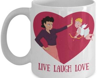 Anti Valentine Mug