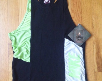 vintage nike fitness line tank mens size medium