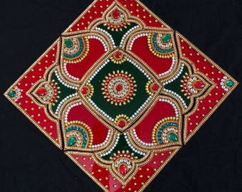 Rangoli  - Decorative Pattern Tile