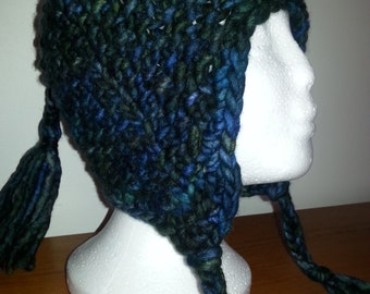 Winter Earflap Hat