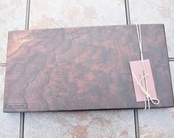 Solid Walnut Cutting Board