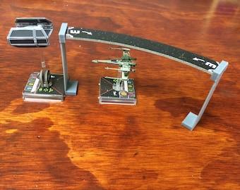 Star Wars X-Wing Miniatures Template Elevator