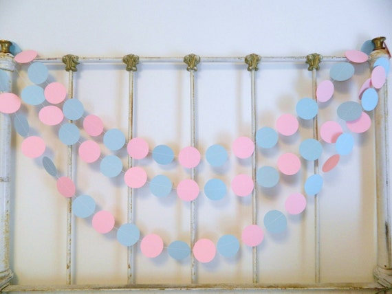 Gender Reveal Baby Shower Decorations 10 Foot Pink Or Blue
