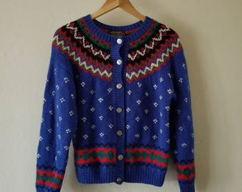 Eddie Bauer Vintage Wool Sweater