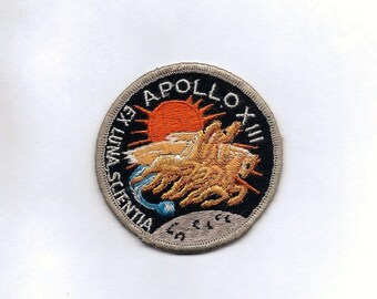 Vintage Apollo 13 Space Mission Patch