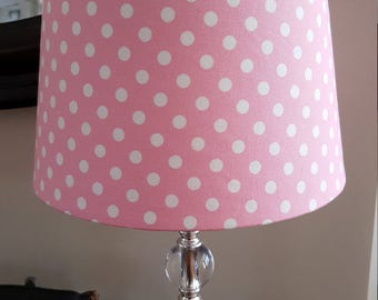 Polka Dot Lamp Shade Etsy