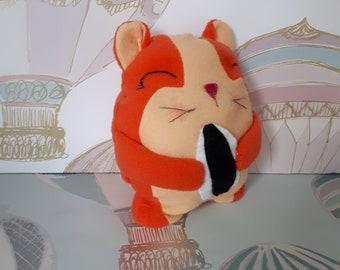 Tooth Fairy Pillow - Tooth Fairy Cushion - Hamster Pillow - Hamster Cushion - Personalised Tooth Pillow - Custom Tooth Fairy Pillow