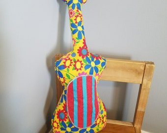 Baby Guitar Toy Rattle