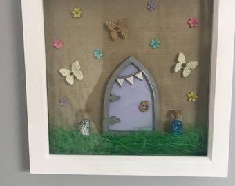 Fairy Door Box Frame
