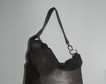 LUNA JAZE Poney X Bag no. 77 black italian leather