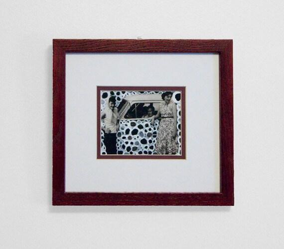 8x9 Framed Fine Art Print. Bubbly