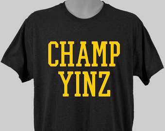 CHAMP YINZ T-Shirt