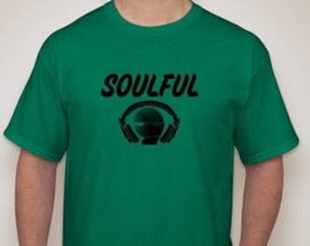 The Soulful Tee (from the Soulful Series)