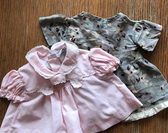 Doll dresses- baby dresses