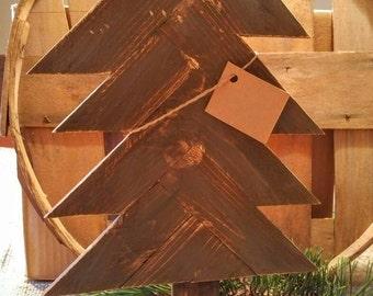 Rustic Wood Tree
