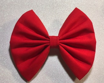 Red Cherries Bow.