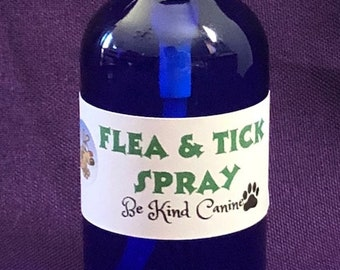 Flea and Tick Spray