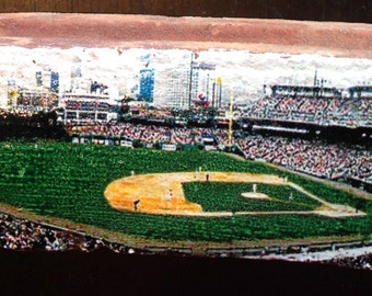 "Detroit Clippert Brick - circa 1907 -  ""Comerica Park"" venue for the 2013 ALC Detroit Tigers"
