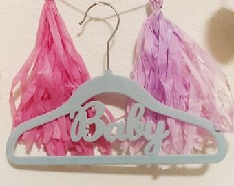 Baby Blue Hanger