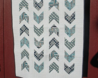 On My Way quilt pattern by Sugar Sisters Design