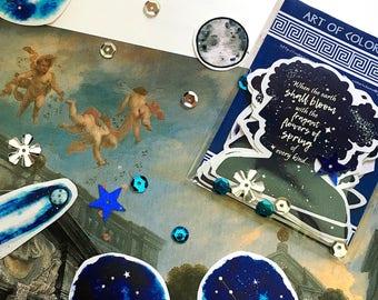 HadesxPersephone starry stickers