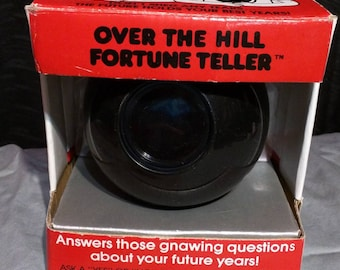 Over The Hill Fortune Teller Game