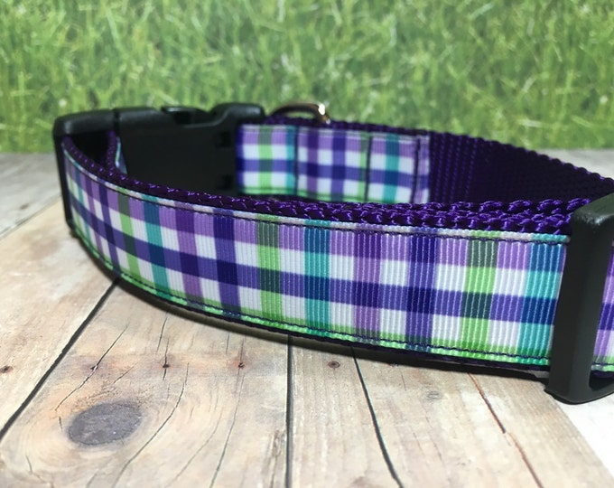 "The Rhea | Designer 1"" Width Dog Collar 