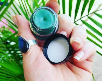 BLUE MOON | Resurfacing Sleeping Beauty Balm | All Skin Types | Anti-Aging | Reduce Redness + Scars | Won't Clog Pores