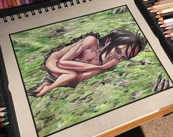 Ymir Titan sketch