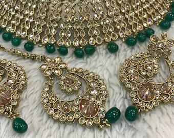Ramzan Special |Indian Necklace | Indian Jewelry | Desi Jewelry | Indian Bridal Jewelry | Kundan Jewelry | Indian Wedding Jewelry