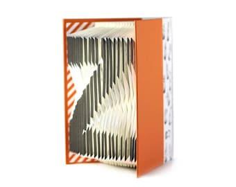 Folding Book – Alphabet (ORANGE)